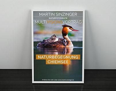 Martin Sinzinger - poster