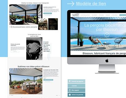 Creative direction for Biossun @JETPULP, digital agency