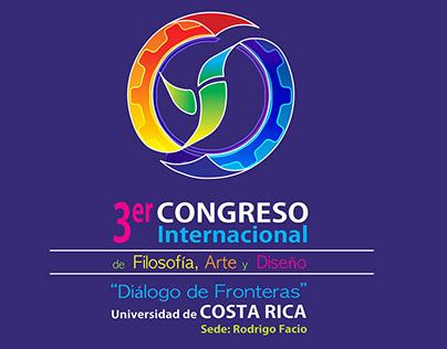 Diseño de Imagen del 3er Congreso Costa Rica