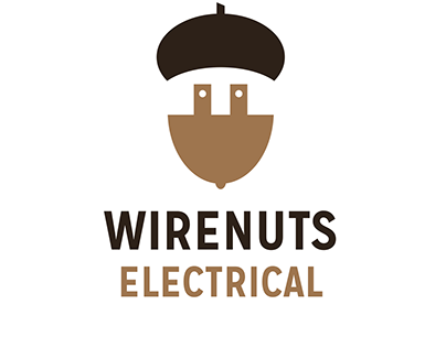 Wirenuts Electrical Logo