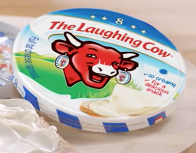 The Laughing Cow 'Taste The Goodness' TVC
