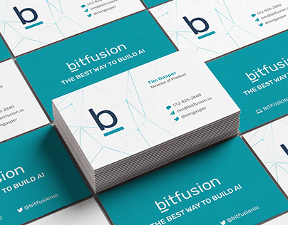 Bitfusion Business Cards