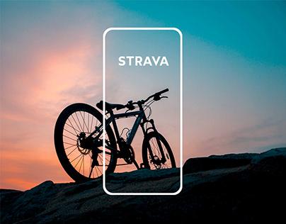 STRAVA - UXUI