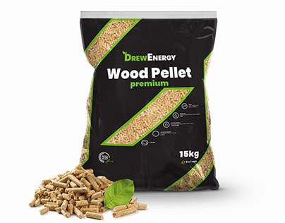 Pellet - packaging design & logo creation