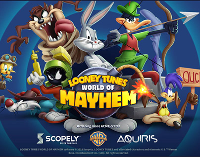 Looney Tunes - World of Mayhem