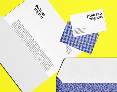 Palazzo Trigona - Brand Identity