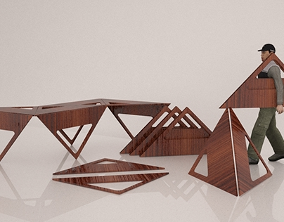 triangularity table design