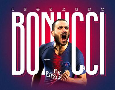 Leonardo Bonucci x PSG