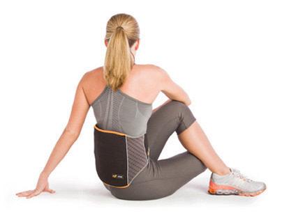 Moji Back Ice & Heat Therapy - Soft Goods Design