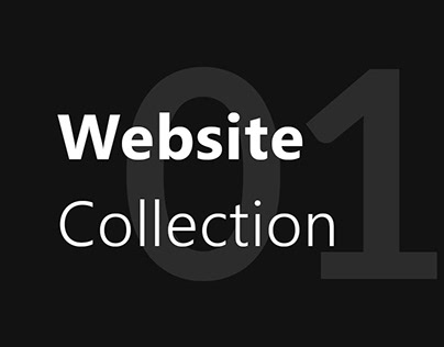 Website Collection - 01