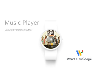 Music Player for Wear OS