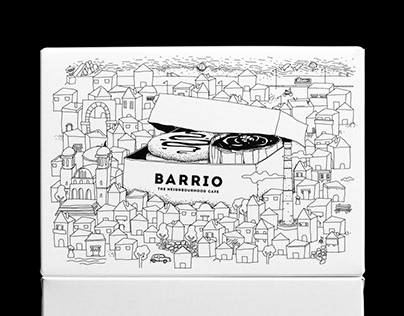 Barrio, the neighbourhood cafe