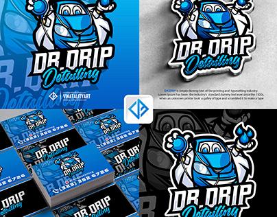 Logo DR. DRIP DETAILING