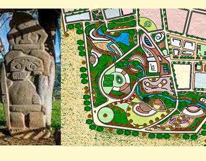 Parque Arqueología sostenible