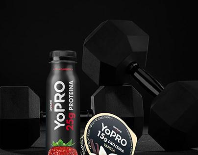 YoPro. Danone.