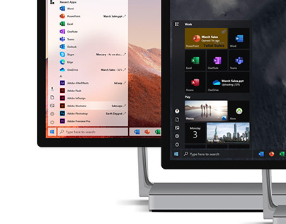 Windows 11 Concept - Fluent in every way