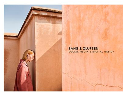 Bang & Olufsen Digital Design