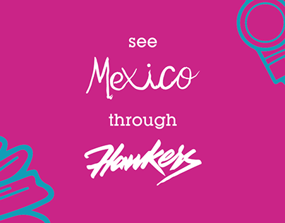 See Mexico through Hawkers