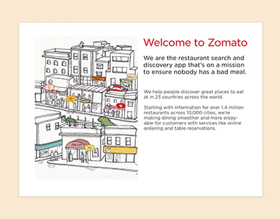 Zomato-Product Brochure