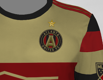 Atlanta United FC Kit Concepts - v4