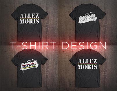Fans Tshirt Design - Sport Competition