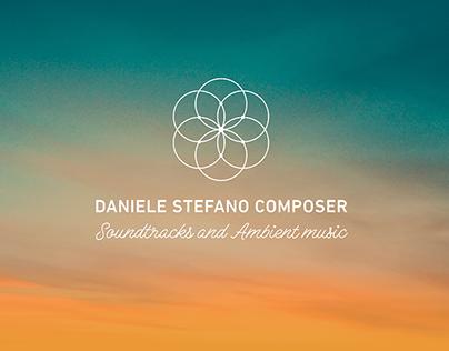 Daniele Stefano Composer   Brand Identity + Animation