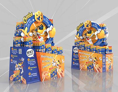 Cheetos pallet