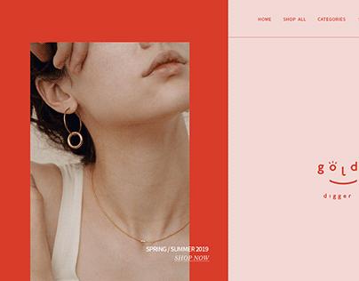 website concept #2