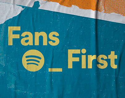 Spotify | Fans First