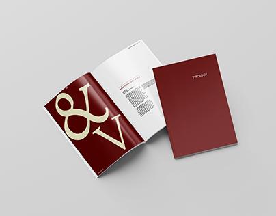 Editorial Design: Typology