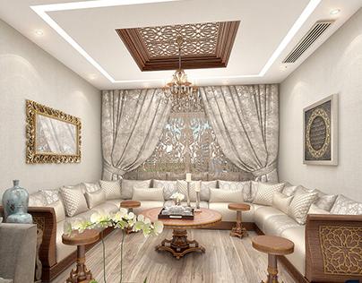 Modern Moroccan Apartment