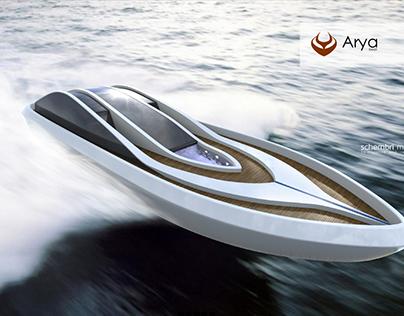 ARYA | Speedboat