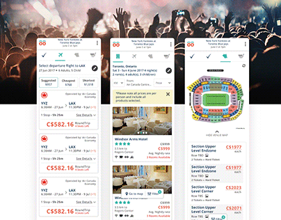 BookSeats.com – Simplifying The Way Fans Travel