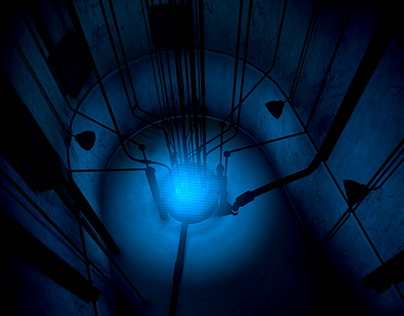 Game Ready Scene: UCI Nuclear Reactor