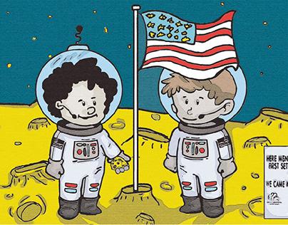 Neil Armstrong Children's Book