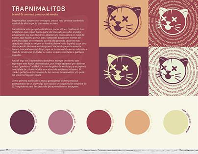 Trapnimalitos - Brand & Content