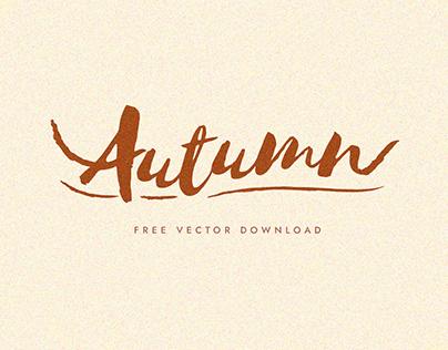 Seasons: Autumn Vol. 1