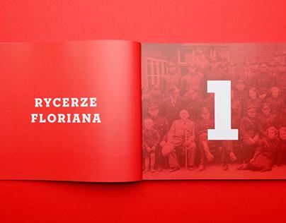 Book design - Fire Brigade Special Edition (2016)