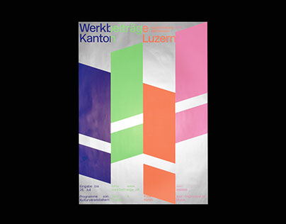 Werkbeiträge Kanton Luzern 2015