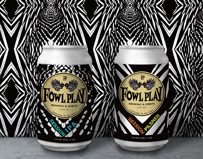 Fowl Play Beer