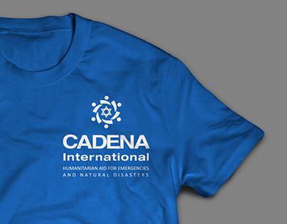CADENA International :: Branding Material / T-Shirts