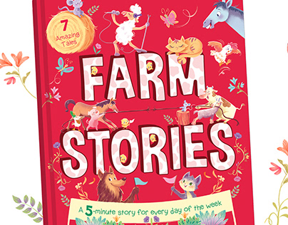 Farm Stories - Igloo Books publishing