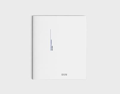 The Artists' Handbook Re-Design