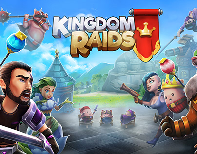 KINGDOM RAIDS ANIMATION/VFX
