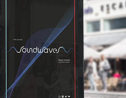 SoundWaves conceptual music festival