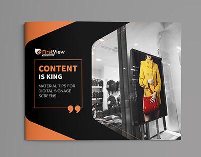 FirstView Brochure