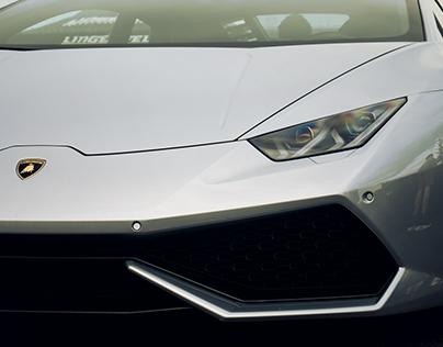 Lamborghini Huracán - Photography