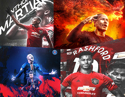 Football Graphics - Personal Work 2019/2020