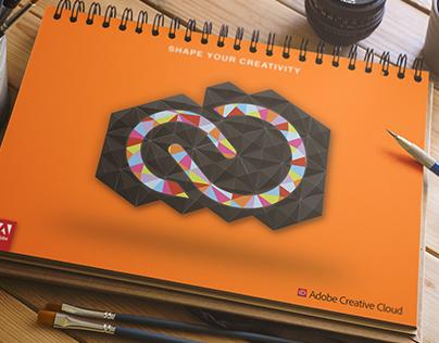 Adobe Creative Cloud Logo Remix