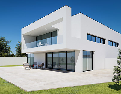 Private residence case study